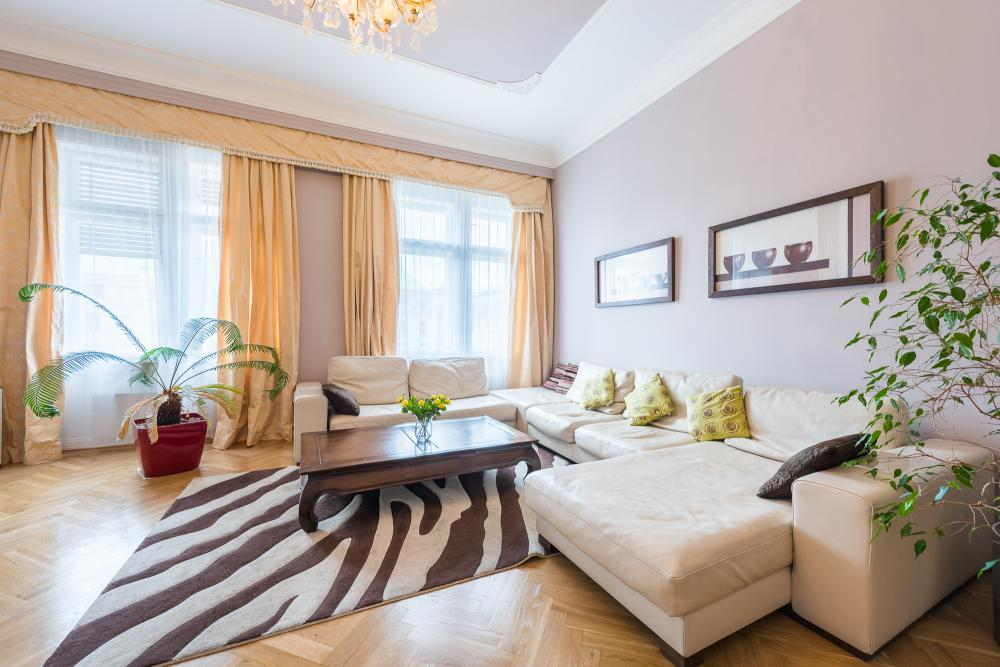 Wenceslas Square Apartment